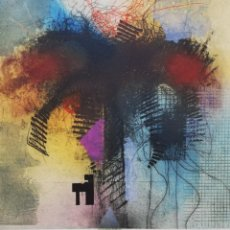 Arte: EL NIDO DEL FENIX.PABLO ROFRIGUEZ GUY.. Lote 163319834