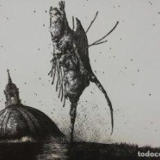 Arte: EL ANGEL CAIDO.JOSE HERNANDEZ. Lote 163320226