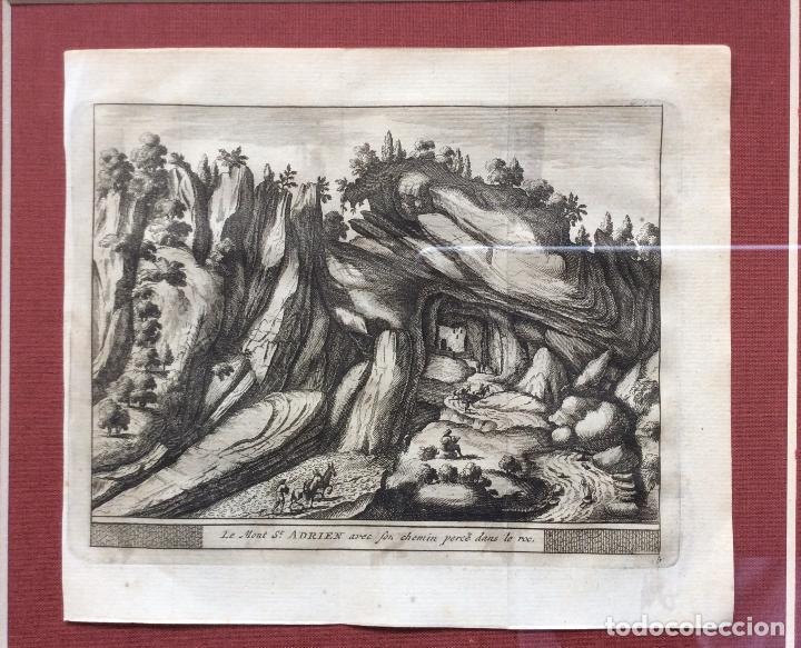 Arte: GRABADOS ANTIGUOS SIGLO XVIII,DE BIZKAIA Y GUIPUZKOA .ideal coleccionistas - Foto 5 - 164242018