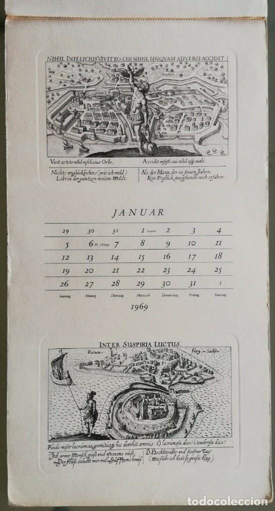 Arte: Calendario Alemán Meissners schatzkästlein. 14 Grabados Daniel Meisner (1585-1625) Adolf Korsch 1969 - Foto 7 - 164797730