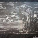 Arte: AGUAFUERTE Y TINTA LUIS GARCÍA OCHOA. Lote 165082592
