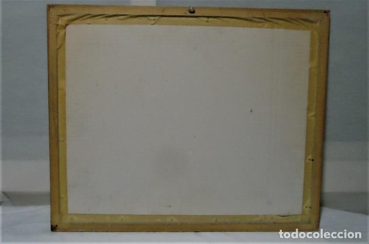 Arte: Antiguo cuadro Grabado en plancha a color de 1972 en papel especial - Foto 10 - 165608662