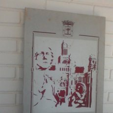 Arte: SEIS AGUAFUERTES. MANUEL ALCORLO, PEDRO ESCALONA, LORENZO GOÑI, AGUSTIN UBEDA, ANTONIO ZARCO. 1984.. Lote 165834966