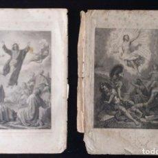 Arte: GRABADOS ANTIGUOS F. S. XVIII . Lote 166099858