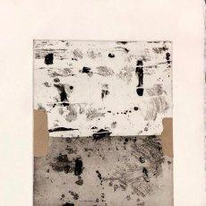 Arte: JOSÉ MANUEL CIRIA - GRABADO SOBRE PAPEL -. Lote 166303654