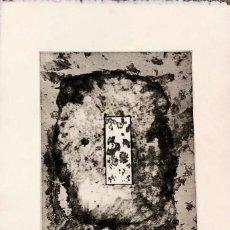 Arte: JOSÉ MANUEL CIRIA - GRABADO SOBRE PAPEL -. Lote 166303742