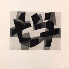 Arte: JOSÉ HURTUNA- GRABADO SOBRE PAPEL -. Lote 166304226