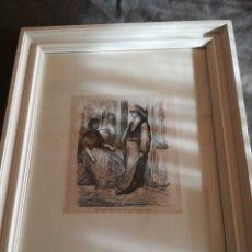 Arte: GRABADO ENMARCADO. Lote 166439142