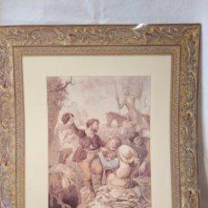 Arte: GRABADOS DE EL QUIJOTE, EDICIÓN FACSÍMIL, SIN ESTRENAR, VER. Lote 166688466