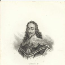 Arte: CHARLES FURNÉ. GRABADO SEGUNDA MITAD DEL SIGLO XIX. CARLOS I. GEOFFROY SC. FURNÉ (PARÍS).. Lote 167475104