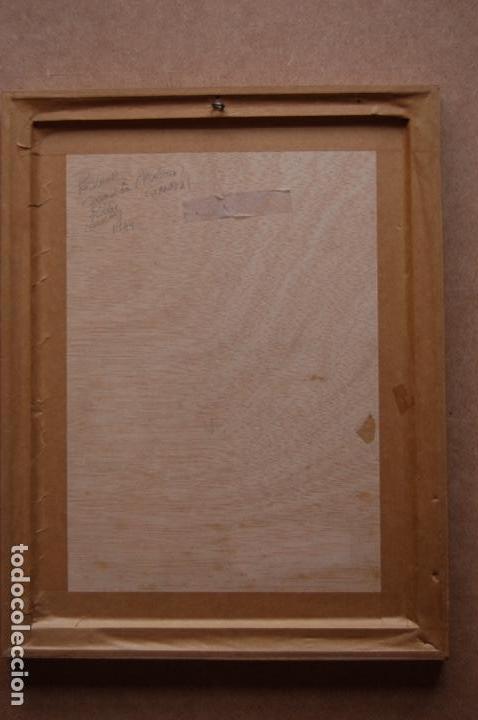 Arte: Pascual Casaubón.Huéscar 1944. Grabado de 22x 17,5 (plancha) en 38x28.27/50. Buen estado. - Foto 8 - 167528592