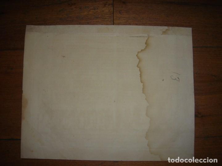 Arte: GRABADO PROCESIÓN DE HEREJES EN GOA, INDIA, INQUISICIÓN PORTUGUESA, PICART, ORIGINAL, PARIS, 1809 - Foto 11 - 168209208
