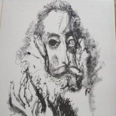 Arte: CARPETA DE 11 GRABADOS ÁLVARO DELGADO - ALBERTI. Lote 168324504