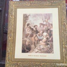 Arte: GRABADOS DE DON QUIJOTE.. Lote 168325202