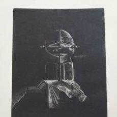 Arte: CARPETA 12 GRABADOS ORLANDO PELAYO - MANRIQUE. Lote 168326754