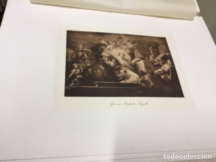 Arte: Álbum antiguo 1915 con heliograbados de J. Lacoste Museo Del Prado - Foto 23 - 135793426