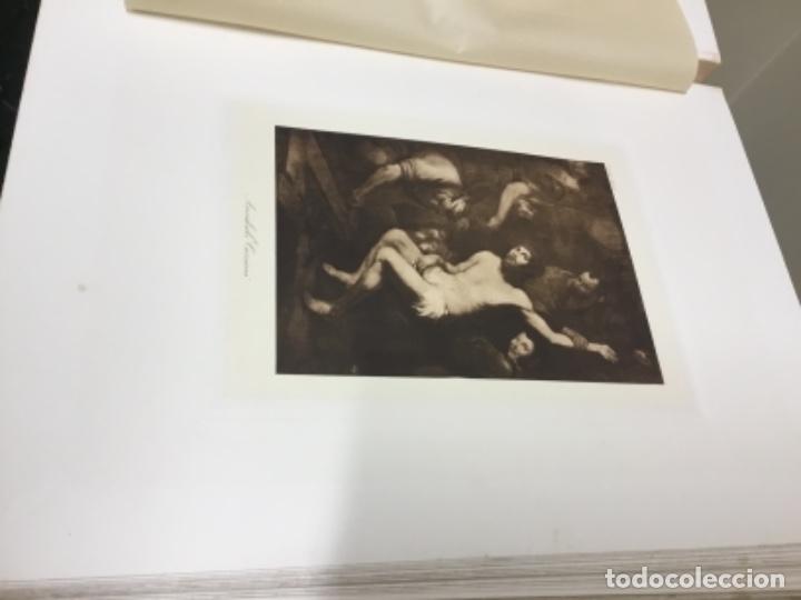 Arte: Álbum antiguo 1915 con heliograbados de J. Lacoste Museo Del Prado - Foto 25 - 135793426