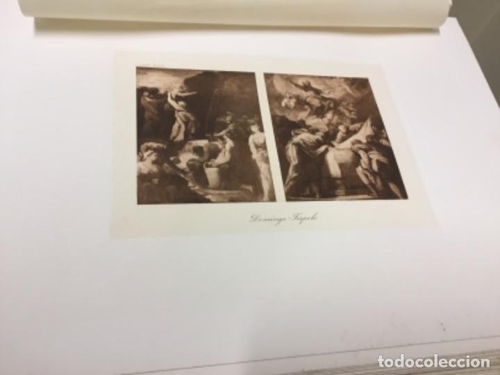 Arte: Álbum antiguo 1915 con heliograbados de J. Lacoste Museo Del Prado - Foto 24 - 135793426