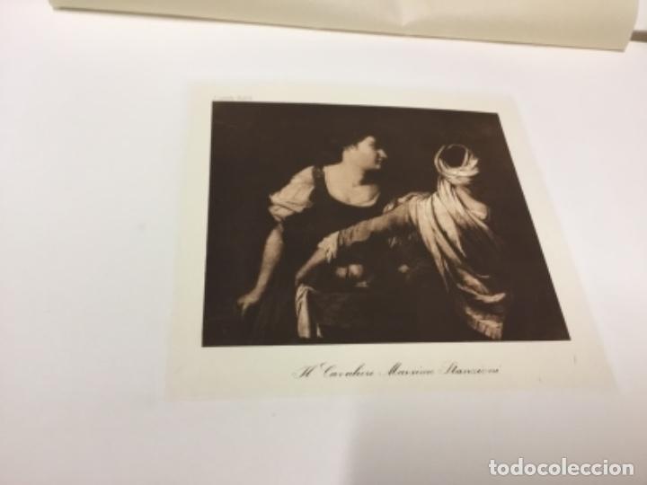 Arte: Álbum antiguo 1915 con heliograbados de J. Lacoste Museo Del Prado - Foto 28 - 135793426