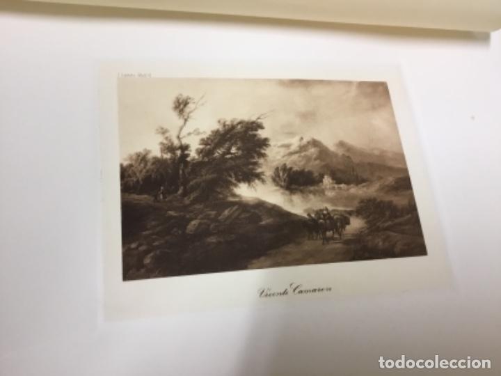Arte: Álbum antiguo 1915 con heliograbados de J. Lacoste Museo Del Prado - Foto 32 - 135793426