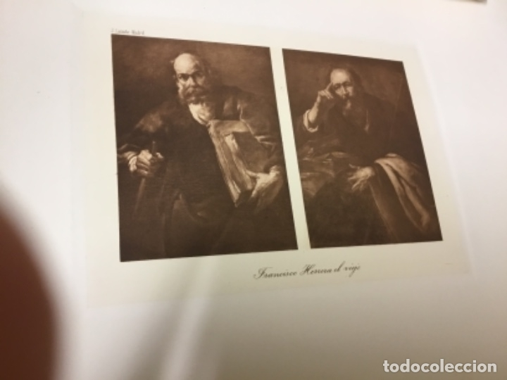 Arte: Álbum antiguo 1915 con heliograbados de J. Lacoste Museo Del Prado - Foto 33 - 135793426