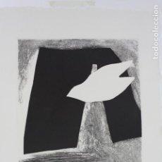 Arte: JOSEP A. NIEBLA, GRABADO, PRUEBA DE ARTISTA, TIRAJE 1 / 25, FIRMADO. 35X26CM. Lote 168798924