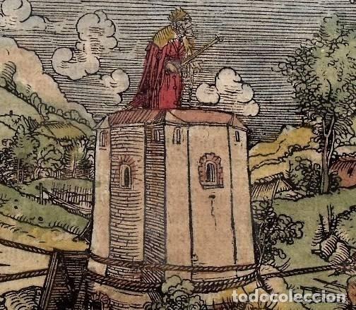 Arte: El rey en su torre de marfil, 1532. Hans Weiditz - Foto 4 - 168976165