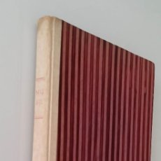 Arte: R. MUSIL - ALFRED ZANGERL: GRIGIA, 1923, LIBRO DE ARTISTA CON 6 AGUAFUERTES ORIGINALES. LIMITADO.. Lote 170512692