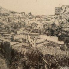 Arte: EBERTHARD SCHLOTTER. GRABADOR ALEMÁN. FIRMADO Y NÚMERO SERIE.. Lote 171842347