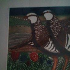 Arte: CUADROS GRABADOS ORIGINALES FRANCISCO ÁLVAREZ. Lote 172905758
