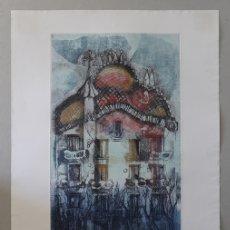 Arte: RAVENTOS, MARIA ASSUMPCIÓ. Lote 172957598
