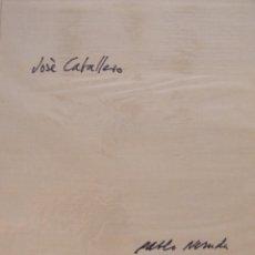 Arte: OCEANA - JOSÉ CABALLERO Y PABLO NERUDA. Lote 173333002
