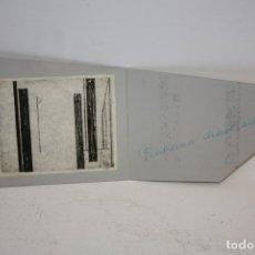 Arte: GRABADO - ILEGIBLE - 1960 - CON TAPAS.. Lote 173458425