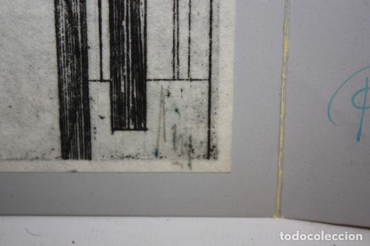 Arte: GRABADO - ILEGIBLE - 1960 - CON TAPAS. - Foto 3 - 173458425
