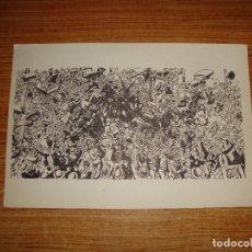 Arte: OPISSO GRABADO PAPEL MARCA DE AGUA ROMANI BARCELONA. Lote 173525318