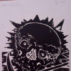 Arte: GRABADO. PEDRO ESTELRICH. Lote 173651643