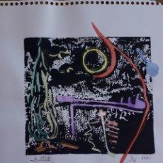 Arte: GRABADO. PEDRO ESTELRICH. Lote 173652135