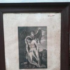 Arte: CRISTO MUERTO. Lote 173903889