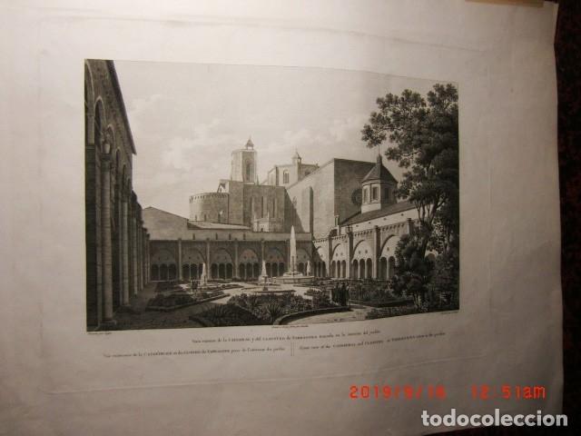 Arte: Lote de antiguos grabados - Foto 10 - 173905488
