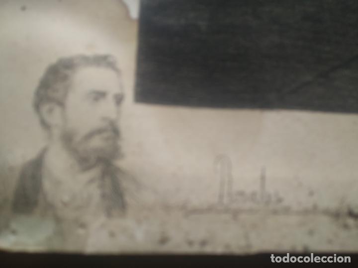 Arte: GRABADO PRESENTACION DE D. JUAN DE AUSTRIA AL EMPERADOR CARLOS V BASADO EN OBRA DE EDUARDO ROSALES - Foto 3 - 173968768