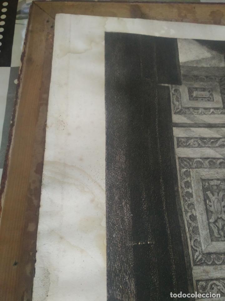 Arte: GRABADO PRESENTACION DE D. JUAN DE AUSTRIA AL EMPERADOR CARLOS V BASADO EN OBRA DE EDUARDO ROSALES - Foto 11 - 173968768