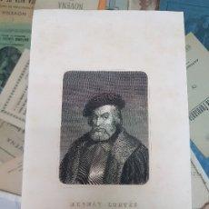 Arte: HERNAN CORTES GASPAR Y ROIG EDITORES MADRID. Lote 174462955