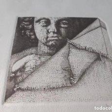 Arte: GRABADO ARTISTA MANUEL BOIX (L'ALCUDIA) EL DE JOAN J TRAMA DE GRABADOR ESTAMPADO AÑO 1978 VALENCIA. Lote 174509870