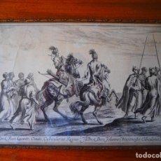 Arte: GRABADO SIGLO XVII. SUECIA. CARL XI OF SWEDEN. EHVEN STRAHL. Lote 175093457