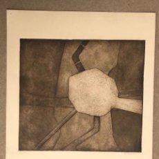 Arte: GRABADO ORIGINAL DE J.M ELEXPURU (CHEMA ELEXPURU). 37,5 X 50 CMS.. Lote 175907205