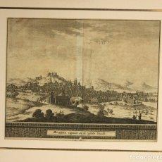 Arte: GRABADO BURGOS. CAPITAL DE CASTILLA LA VIEJA. Lote 176827607