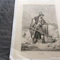 Arte: GUARDIANO, POR LUIGI BAROCCI. SALIDA A 1€. Lote 177413454