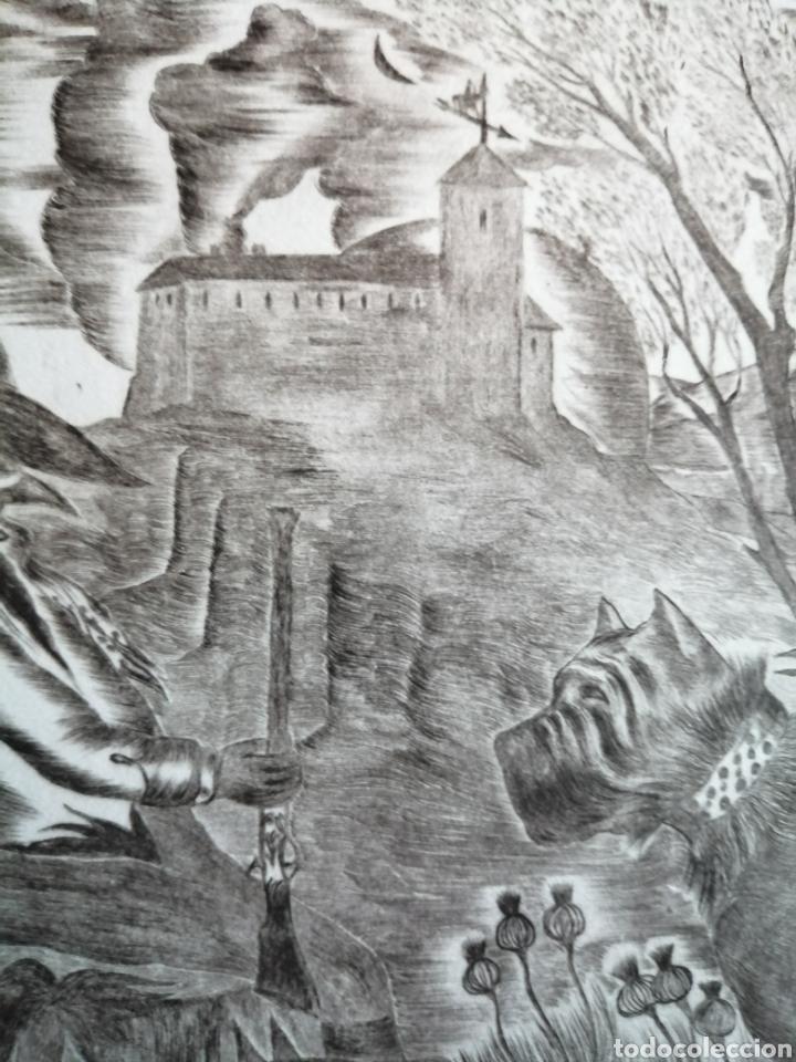 Arte: Ignacio Navarro. Grabado P/A. Firmado a lápiz. - Foto 8 - 177549065