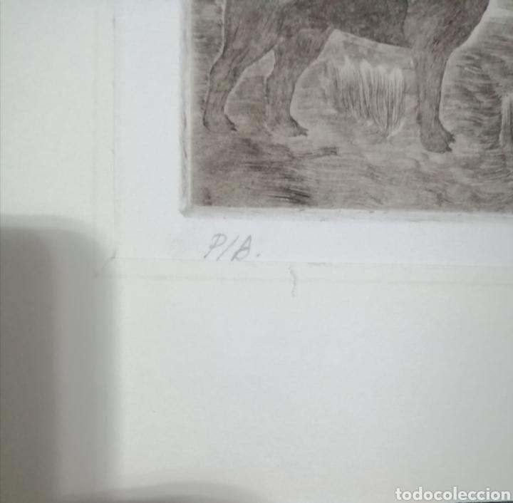 Arte: Ignacio Navarro. Grabado P/A. Firmado a lápiz. - Foto 11 - 177549065