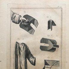 Arte: GRABADO SXVIII OFICIOS / PROFESIONES. Lote 177944384